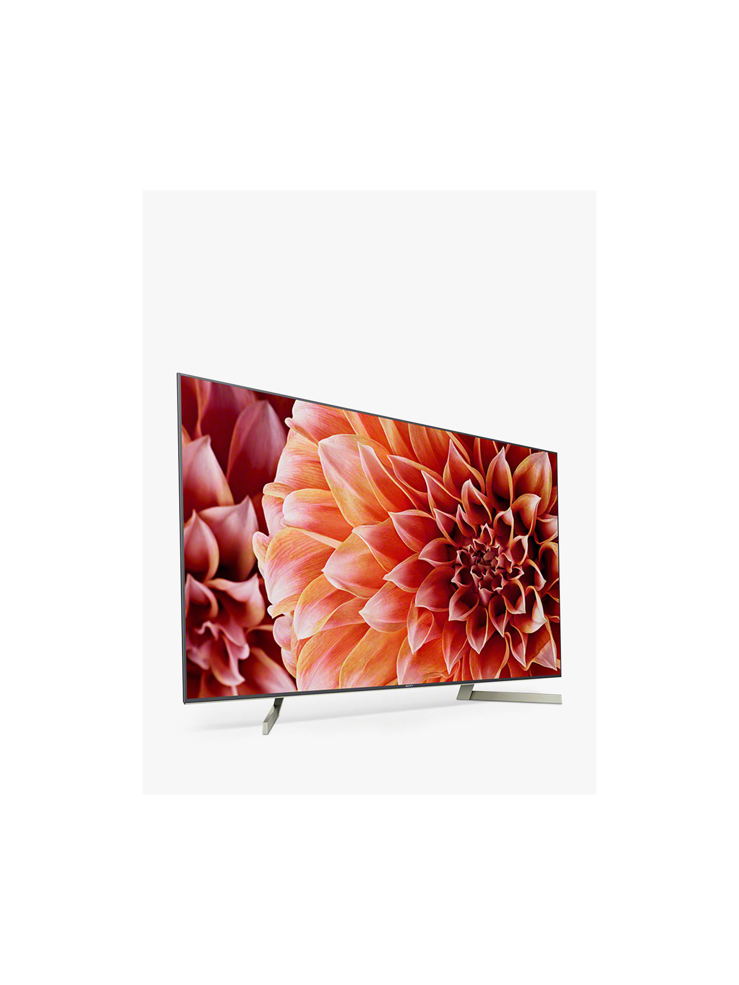"Buy Sony Bravia KD55XF9005 LED HDR 4K Ultra HD Smart Android TV, 55"" with Freeview HD & Youview, Black Online at johnlewis.com"