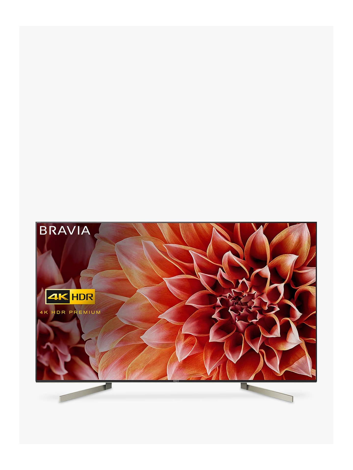 752c66e7fce Buy Sony Bravia KD75XF9005 LED HDR 4K Ultra HD Smart Android TV, 75