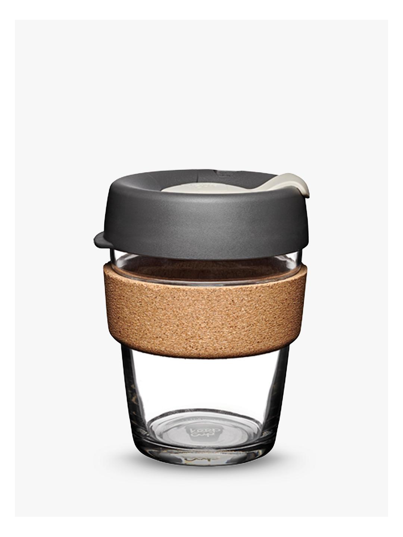 KeepCup 12oz Glass Coffee Cup/Travel Mug