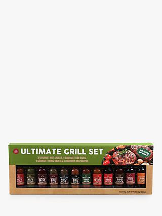 The Modern Cocktail Ultimate Grill Set, 520g