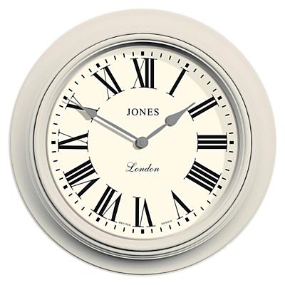 Jones Supper Club Wall Clock, Dia.40.5cm