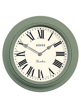Jones Supper Club Wall Clock, Dia.40.5cm