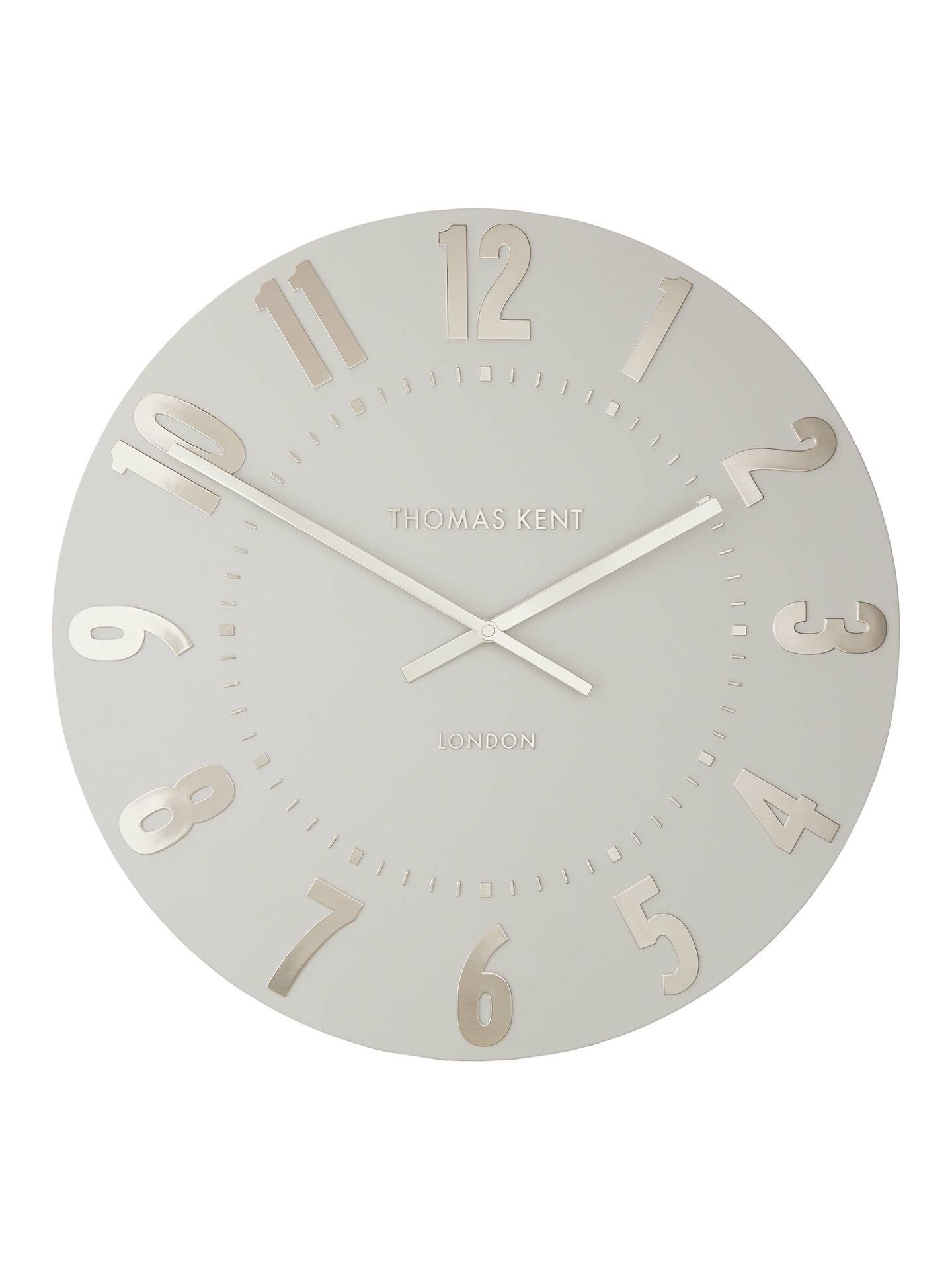 "Smart Garden Ripley 20/"" 50cm Outdoor Wall Clock"