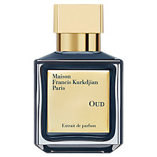 Buy Maison Francis Kurkdjian Oud Extrait de Parfum, 70ml Online at johnlewis.com