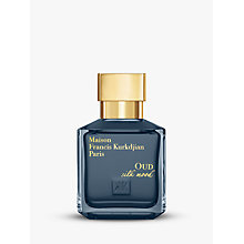 Buy Maison Francis Kurkdjian Oud Silk Mood Eau de Parfum, 70ml Online at johnlewis.com