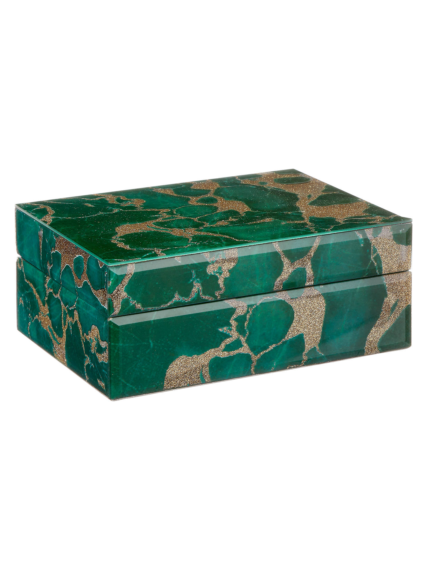 Green Trinket Box