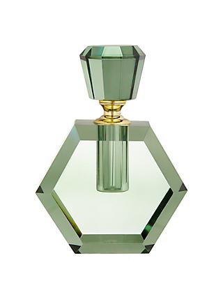 Green Perfume Bottle