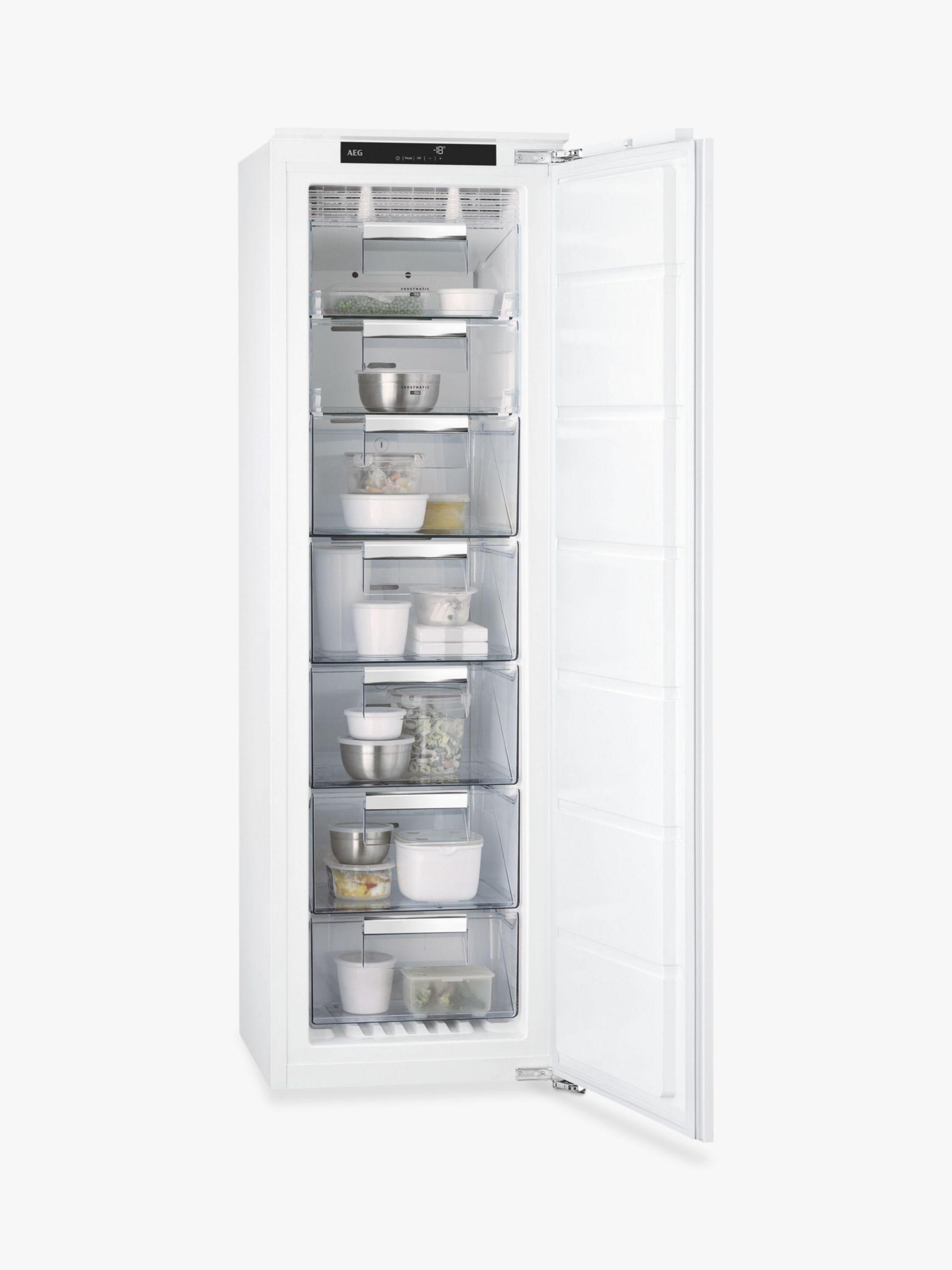 AEG AEG ABB8181VNC Integrated Freezer, A+ Energy Rating, 56cm Wide, White