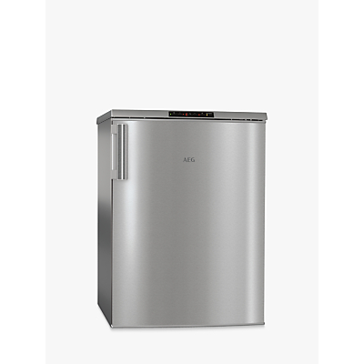 AEG ATB8101VNX Freestanding Freezer, A+ Energy Rating, 59cm Wide, Silver Review thumbnail