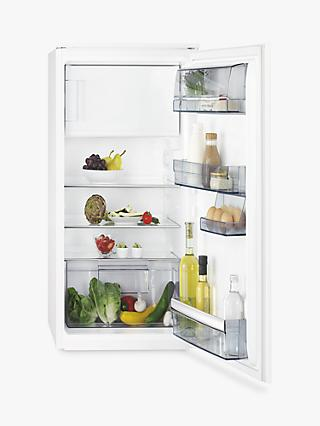 AEG SFE6881VAS Integrated Fridge, A++ Energy Rating, 54cm Wide