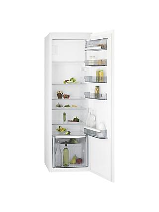 AEG SFE8182VDC Integrated Fridge, A++ Energy Rating, 54cm Wide, White