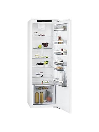 AEG SKB8181VDC Integrated Fridge, A+ Energy Rating, 56cm Wide, White