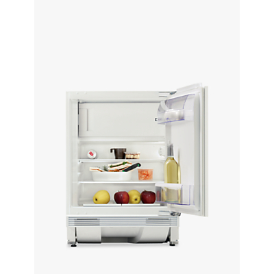 Zanussi ZQA12430DV Integrated Built Under Fridge with Freezer Compartment, A+Energy Rating, 60cm Wide Review thumbnail