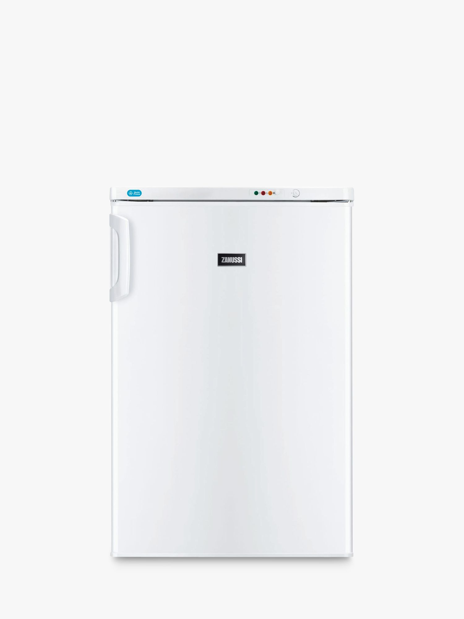 Zanussi Zanussi ZFT11112WV Freestanding Freezer, A++ Energy Rating, 60cm Wide, White