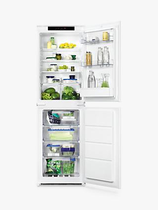 Zanussi ZBB27650SV Integrated Fridge Freezer, A+ Energy Rating, 54cm Wide