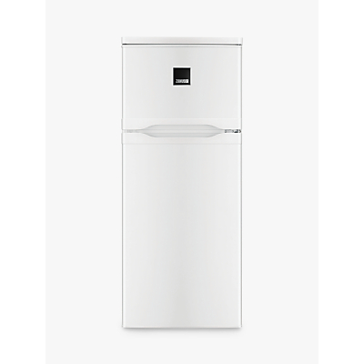 Zanussi ZRT18101WV Freestanding Fridge Freezer, A+ Energy Rating, 50cm Wide, White