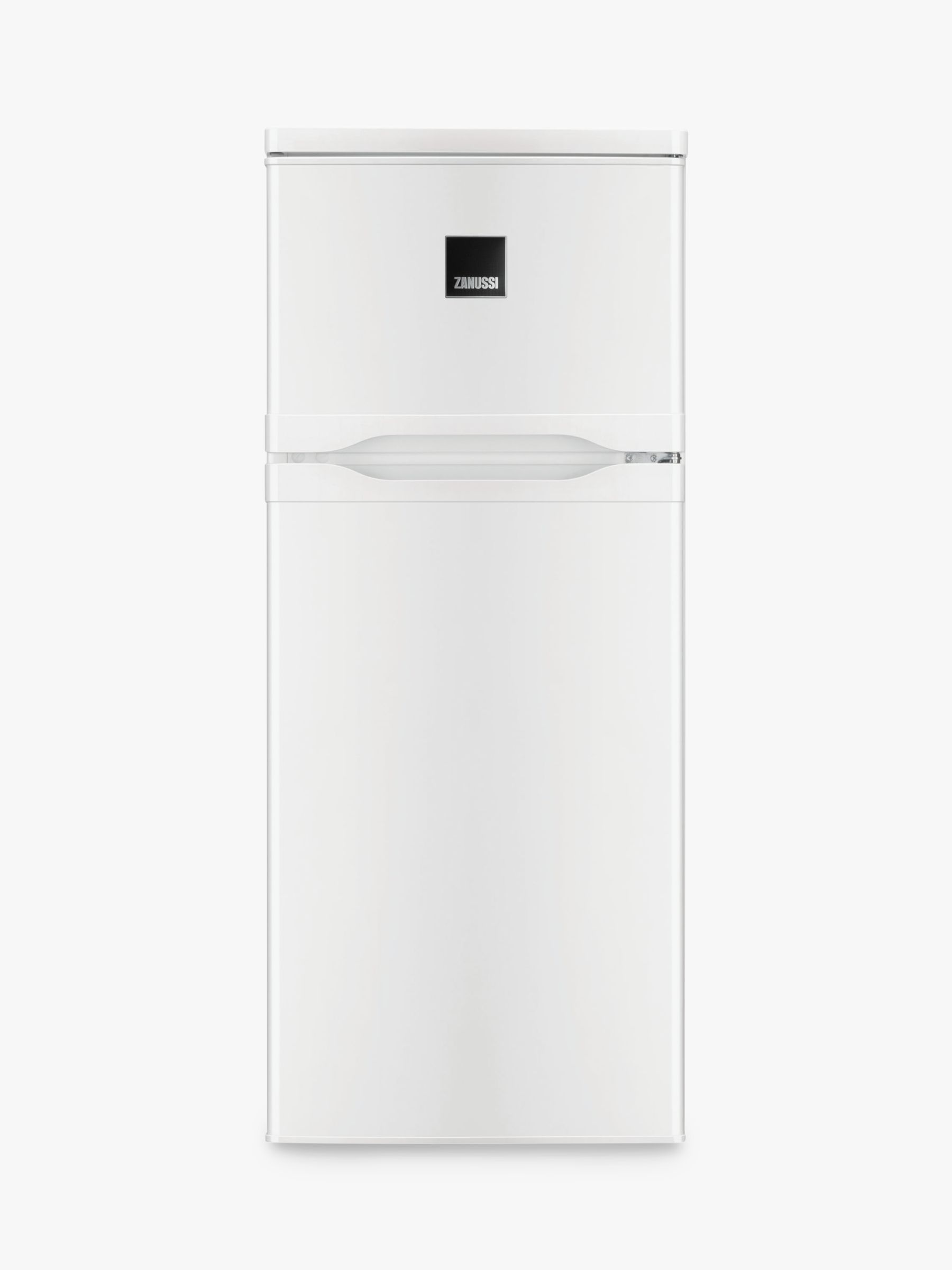 Zanussi Zanussi ZRT18101WV Freestanding Fridge Freezer, A+ Energy Rating, 50cm Wide, White