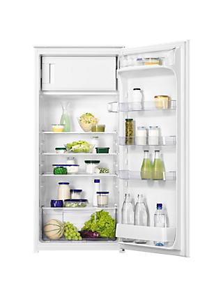 Zanussi ZBA22421SV Built-In Fridge with Freezer Compartment, A+ Energy Rating, 54cm Wide