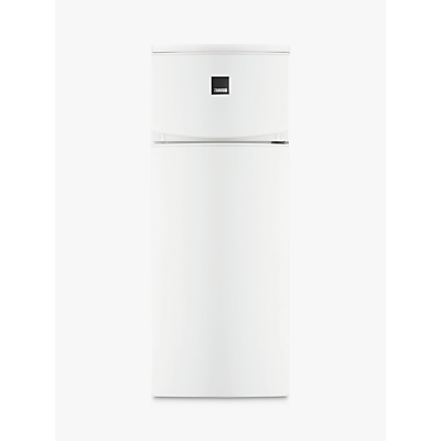 Zanussi ZRT27102WV Freestanding Fridge Freezer, A+ Energy Rating, 55cm Wide, White