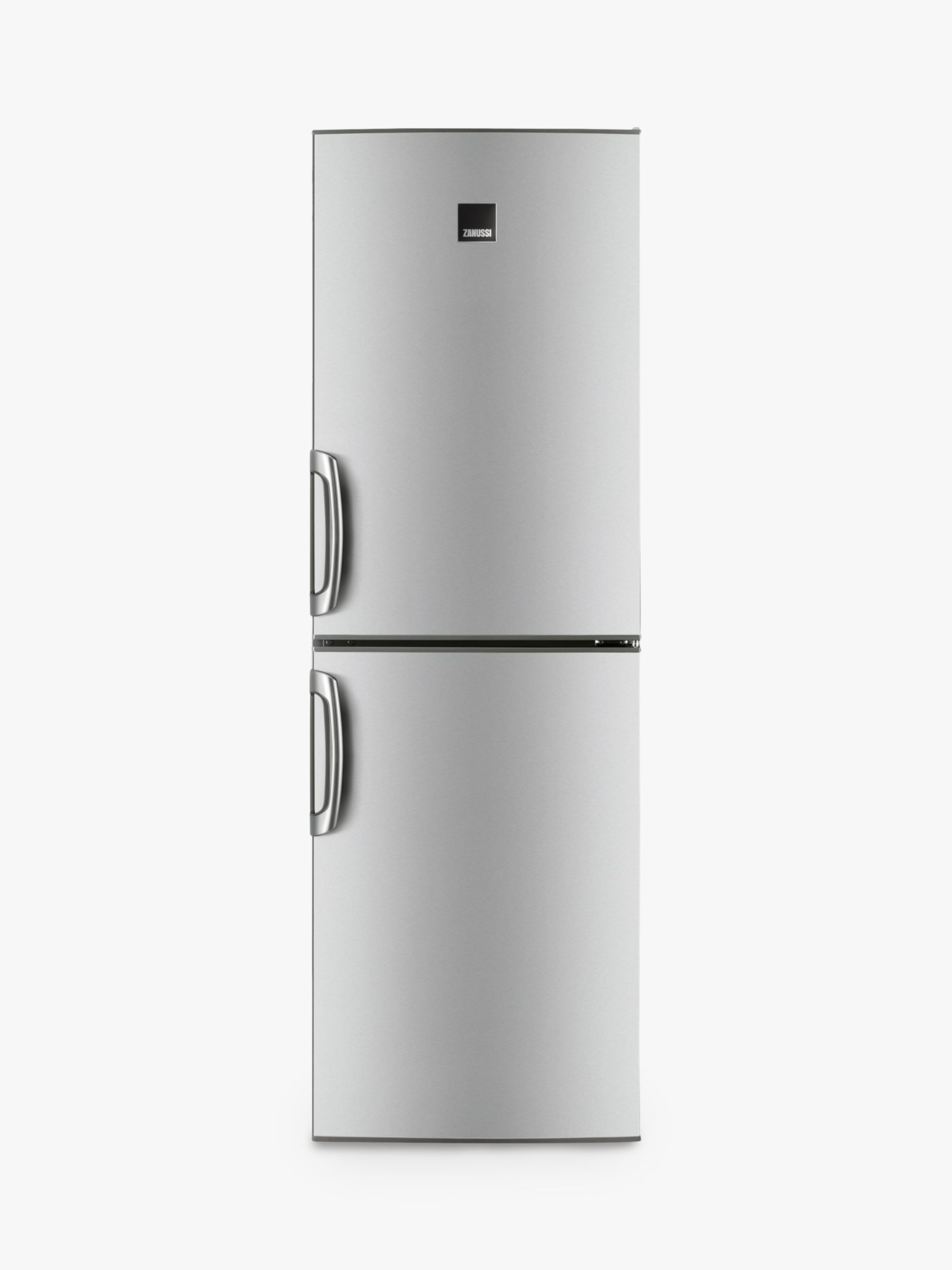 Zanussi Zanussi ZRB34426XV Fridge Freezer, A++ Energy Rating, 60cm Wide