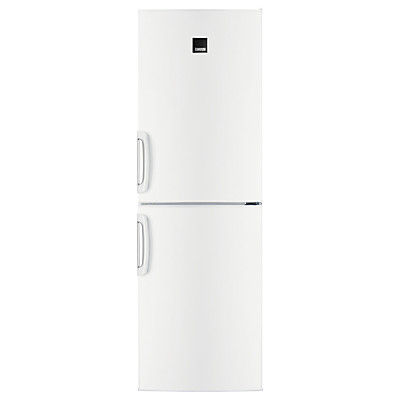 Zanussi ZRB34426WV Fridge Freezer, A++ Energy Rating, 60cm Wide
