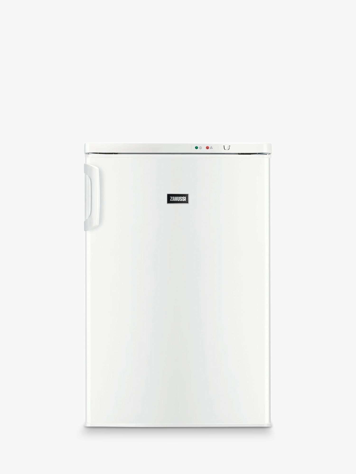 Zanussi Zanussi ZFT11105WV Freestanding Freezer, A+ Energy Rating, 55cm Wide, White
