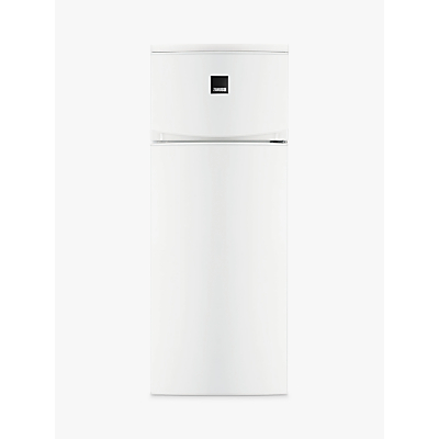 Zanussi ZRT23103WV Freestanding Fridge Freezer, A+ Energy Rating, 55cm Wide, White