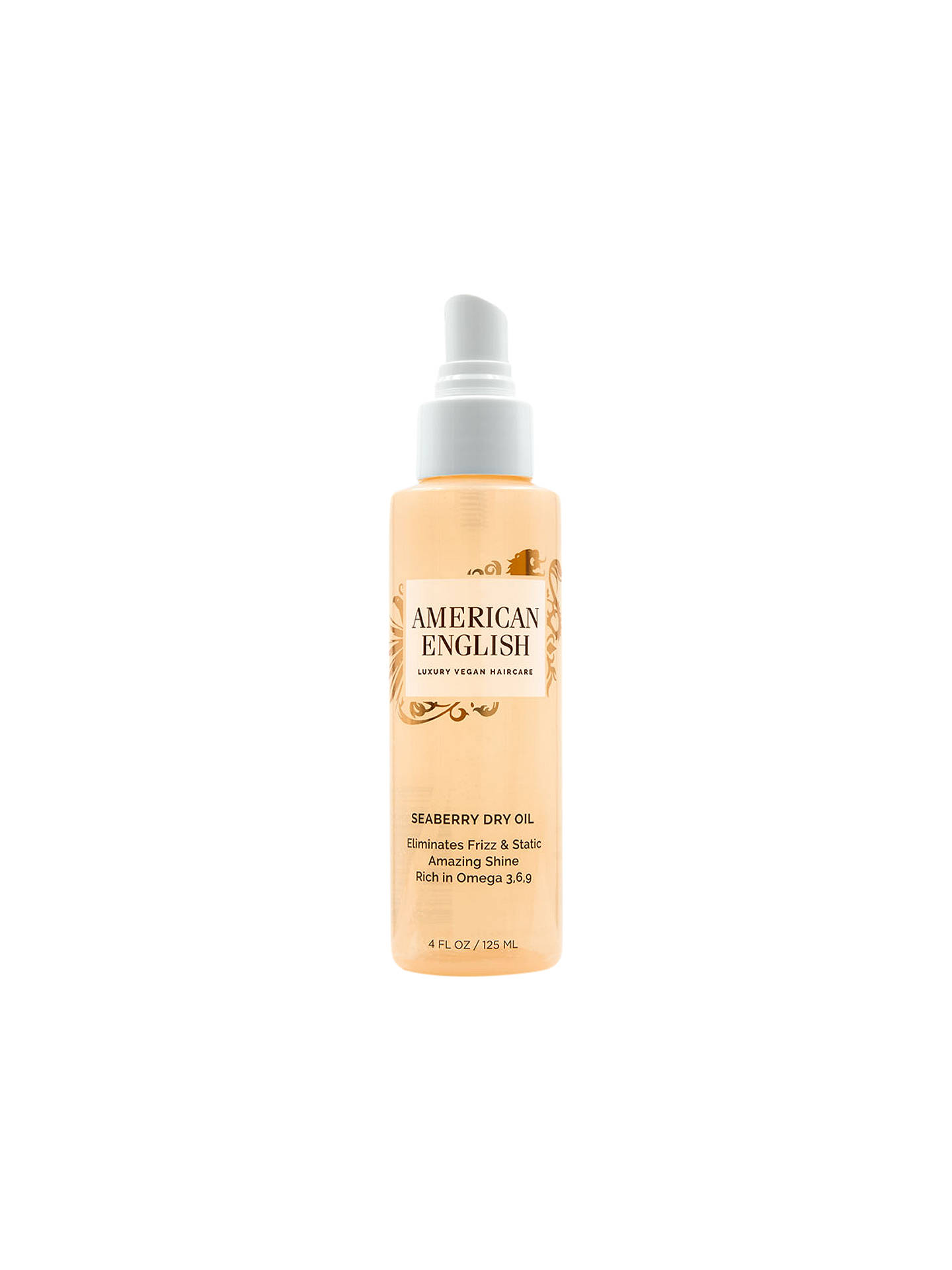 BuyAmerican English Seaberry Dry Oil, 125ml Online at johnlewis.com