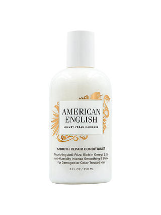 Buy American English Smooth Repair Conditioner, 250ml Online at johnlewis.com