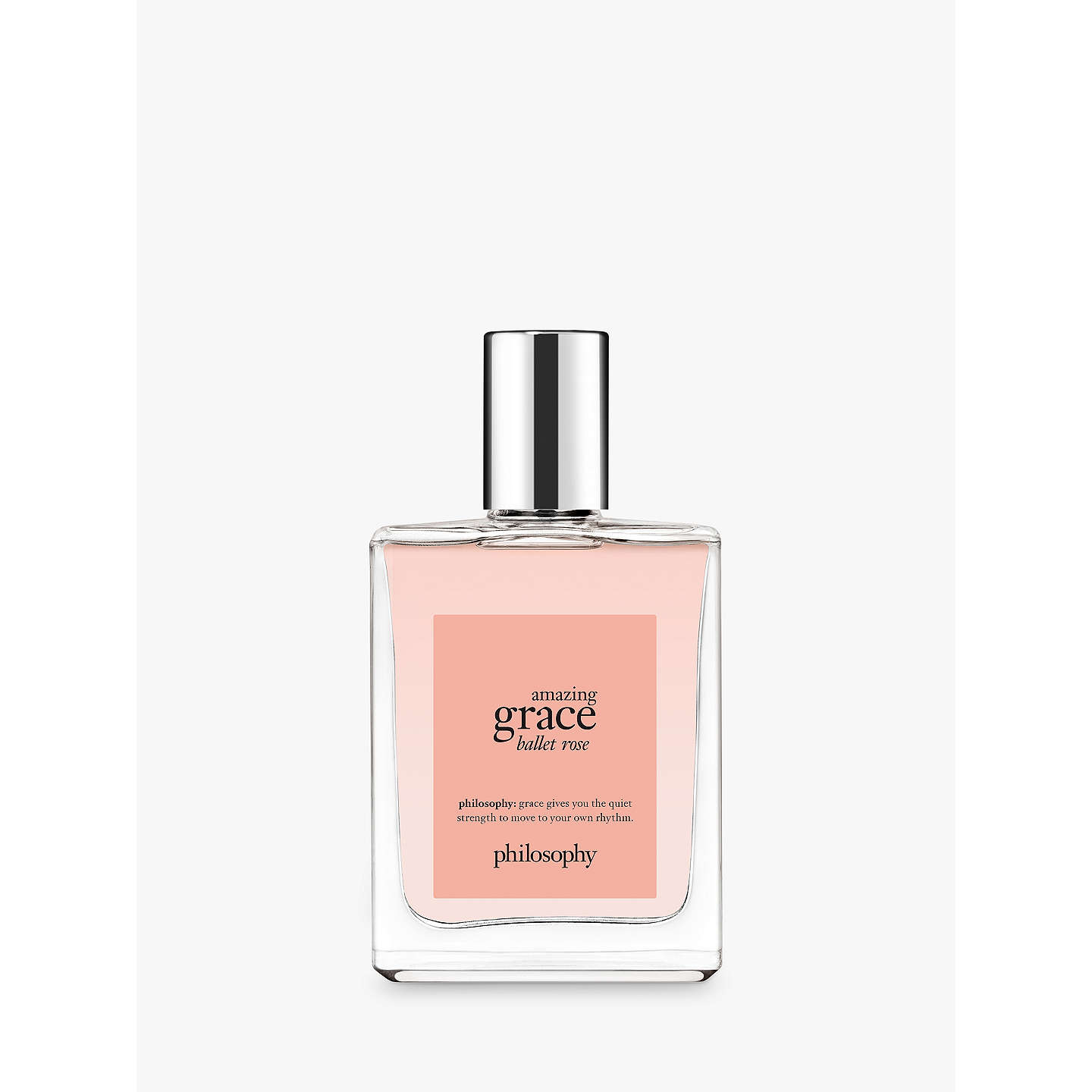 BuyPhilsophy Amazing Grace Ballet Rose Eau de Toilette, 60ml Online at johnlewis.com