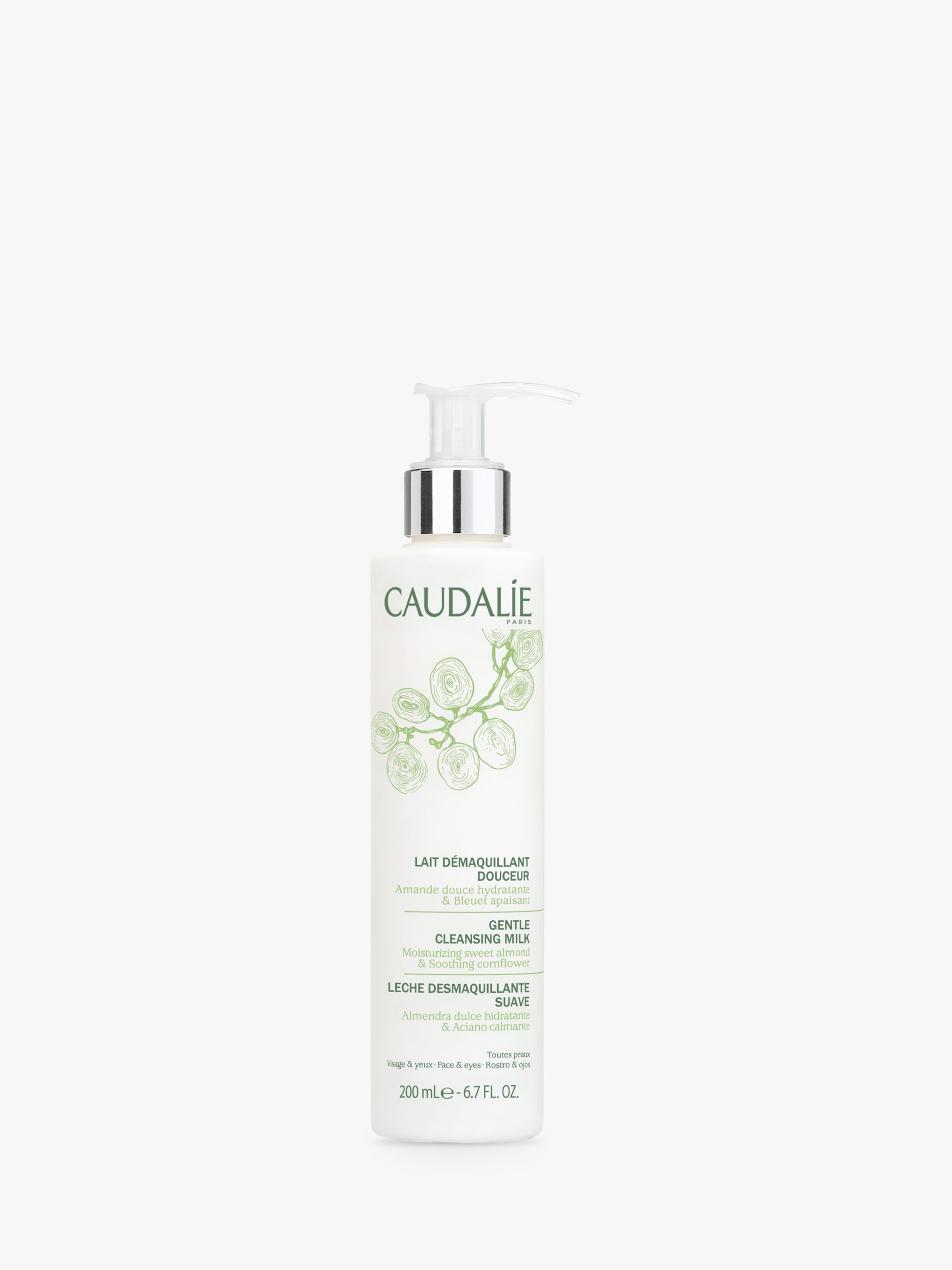 Caudalie Caudalie Gentle Cleansing Milk, 200ml