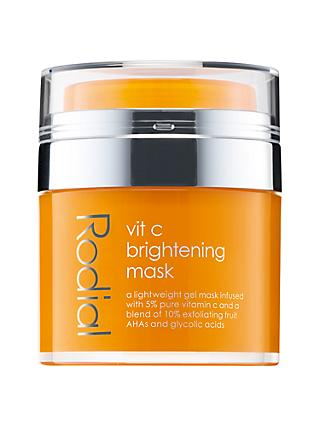 Rodial Vit C Brightening Mask, 50ml