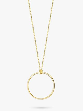 THOMAS SABO Long Minimal Charm Necklace
