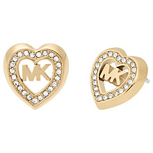 Buy Michael Kors Love is in the Air Stud Earrings Online at johnlewis.com