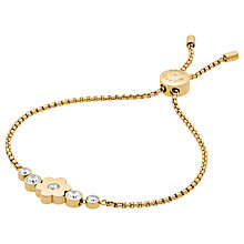 Buy Michael Kors Flower Power Bracelet Online at johnlewis.com