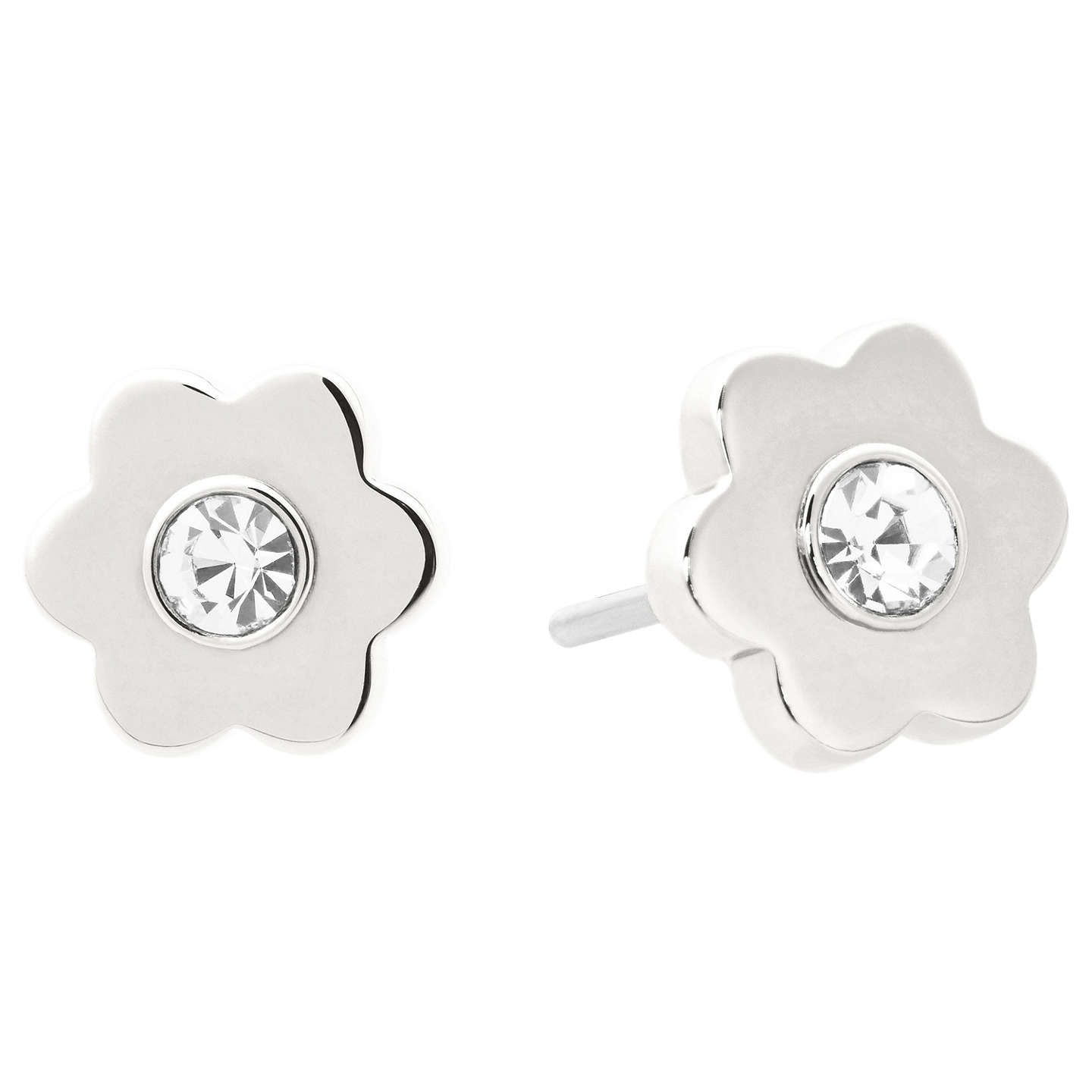 silver john stud main pdp johnlewis at earrings pelipa lewis baker big rsp ted com flower buyted online