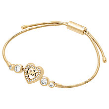 Buy Michael Kors Love is in the Air Bracelet Online at johnlewis.com