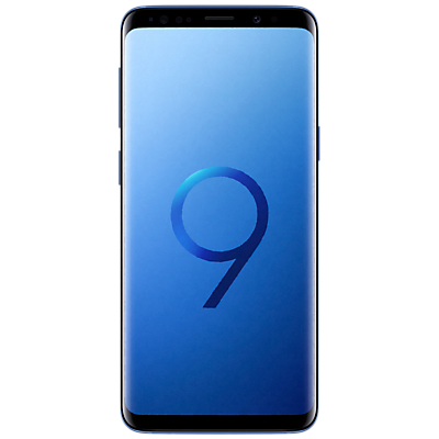 Image of Samsung Galaxy S9 Smartphone, Android, 5.8, 4G LTE, SIM Free, 64GB
