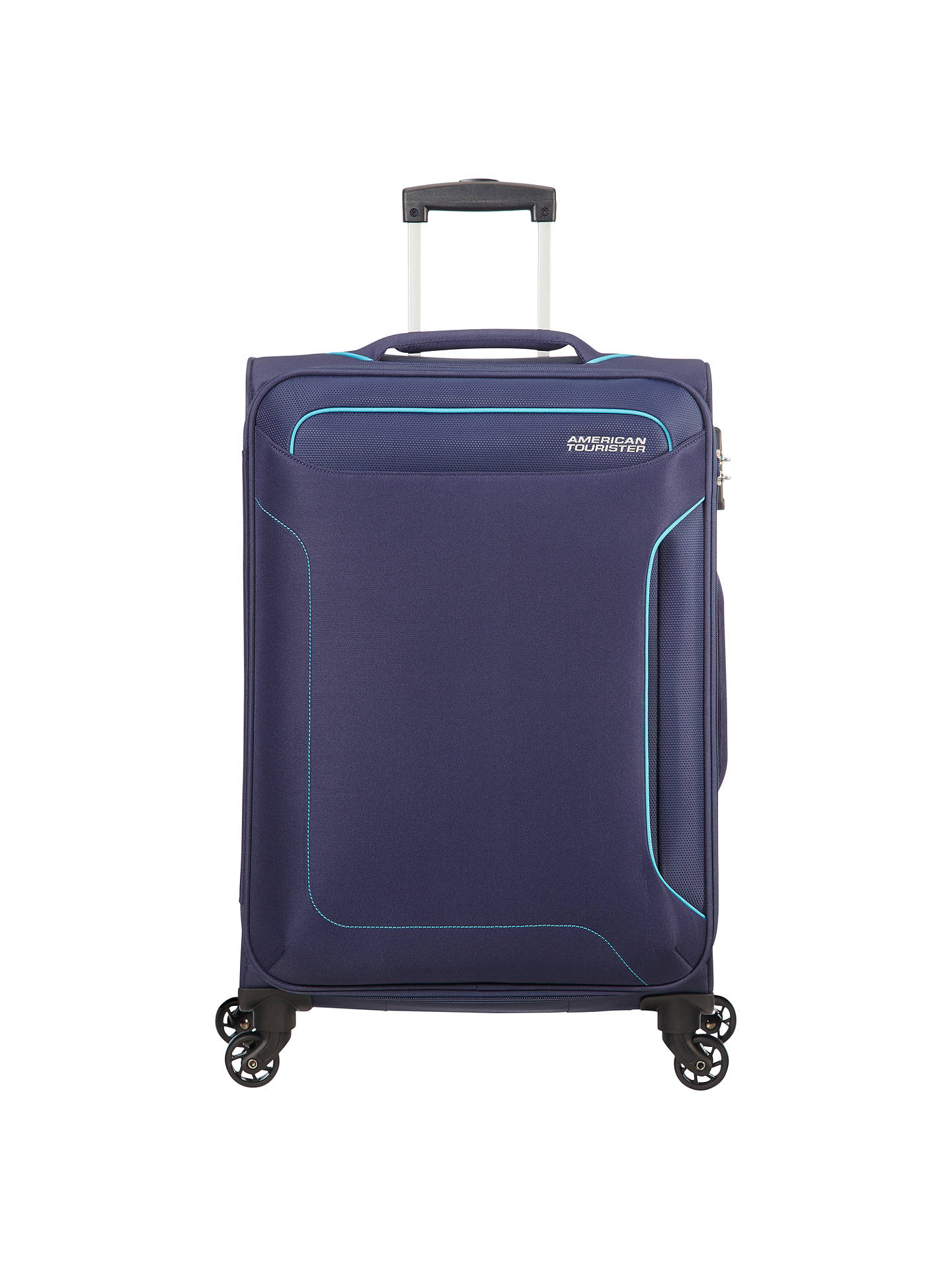 29d360b891 American Tourister Holiday Heat 4-Spinner 67cm Medium Suitcase at ...