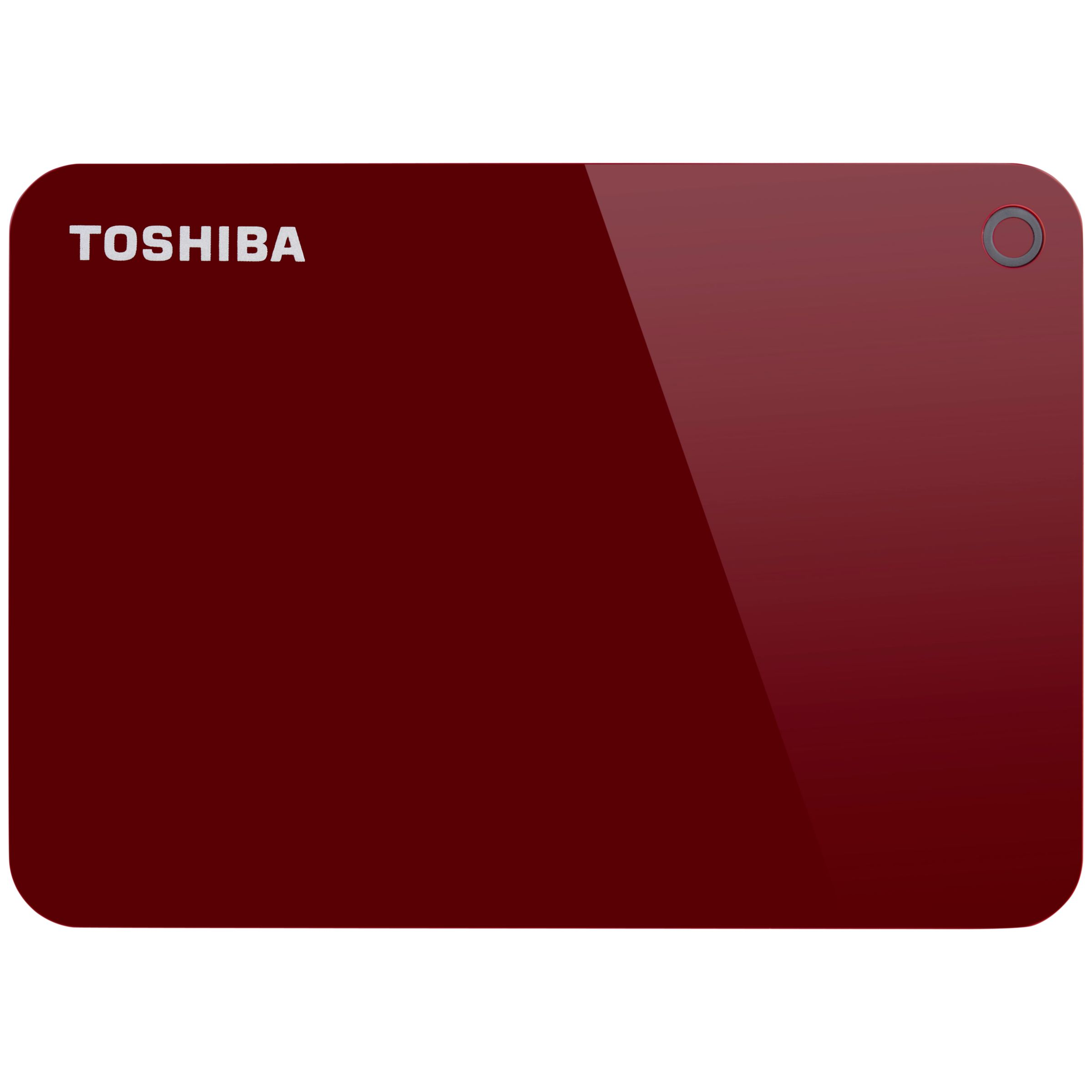 Toshiba Toshiba Canvio Advance, Portable Hard Drive, USB 3.0, 1TB