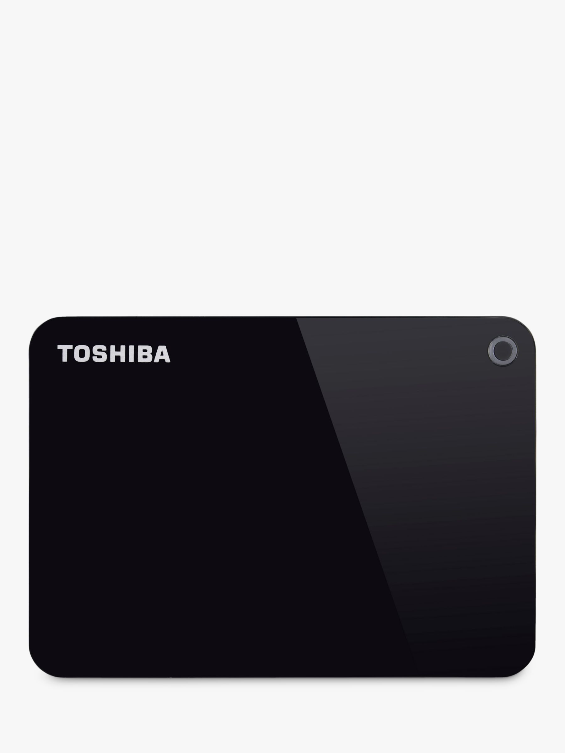 Toshiba Toshiba Canvio Advance, Portable Hard Drive, USB 3.0, 2TB
