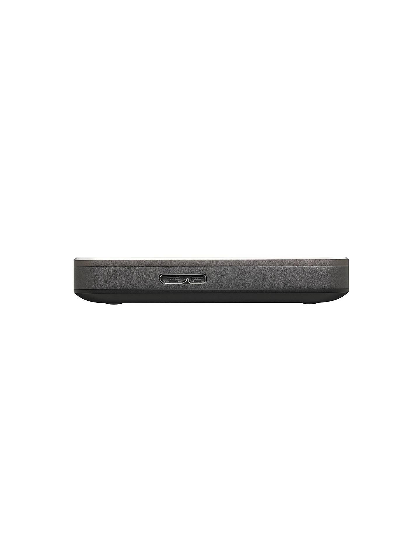 Toshiba Canvio Premium for Mac, Portable Hard Drive, USB 3 0