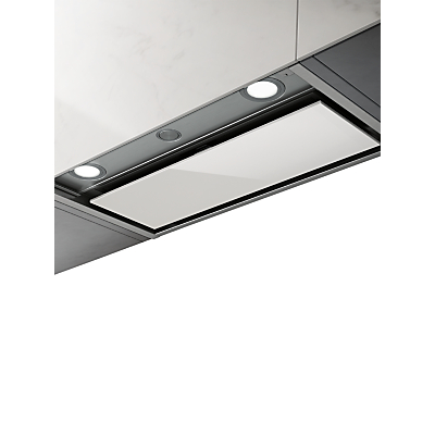 Elica Boxin HE 90 Cooker Hood, Stainless Steel