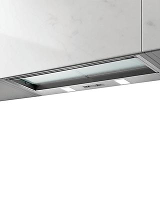 Elica Sklock-LED-90 Telescopic Cooker Hood, Stainless Steel