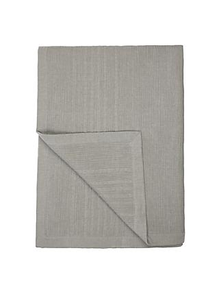 John Lewis & Partners Croft Linear Stripe Throw