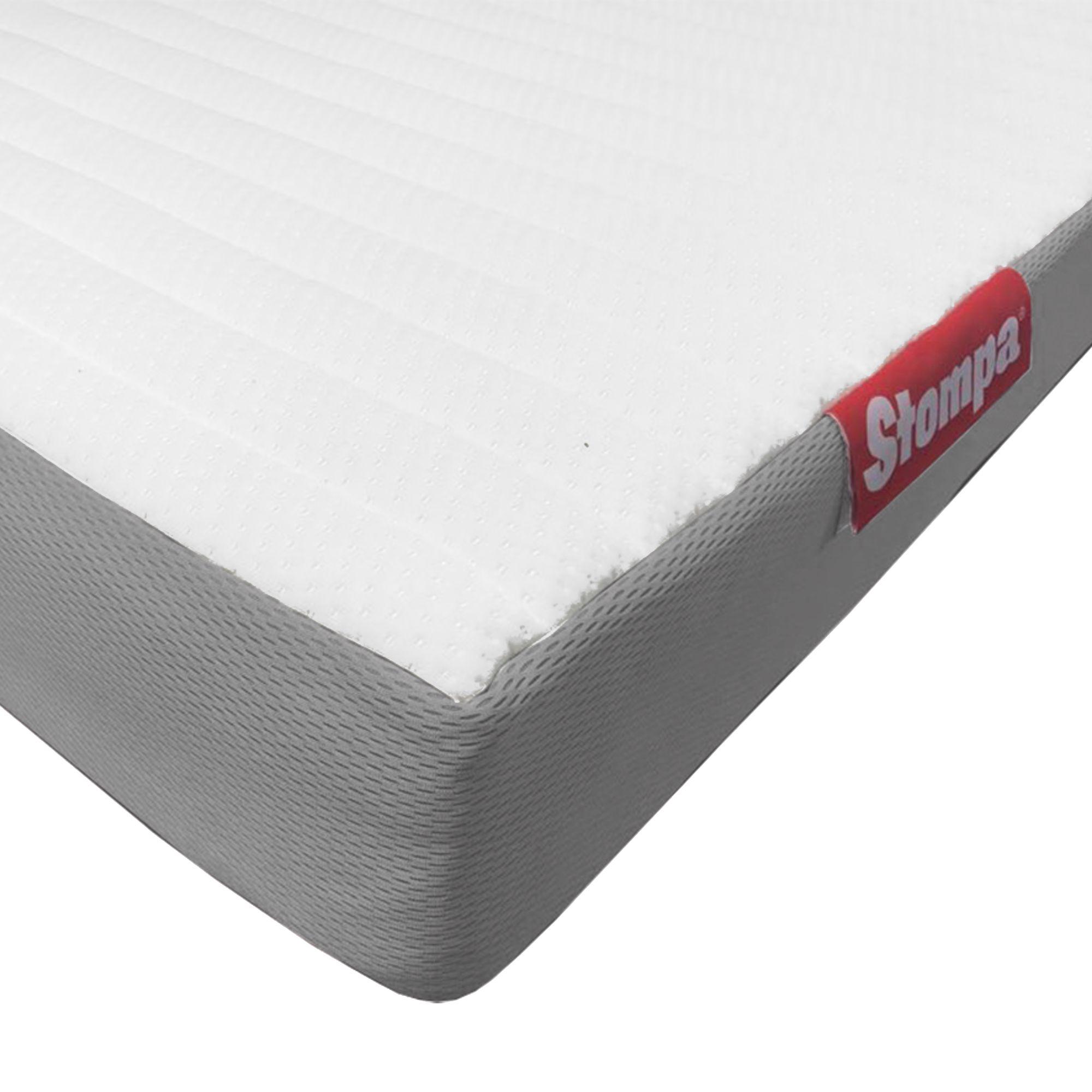 Stompa Stompa S Flex Airflow Pocket Spring Mattress, Medium, Extra Long Single