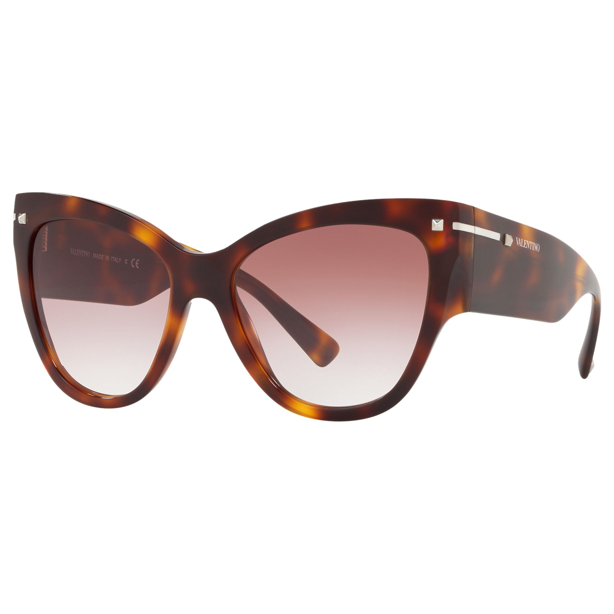 Valentino Valentino VA4028 Women's Chunky Cat's Eye Sunglasses