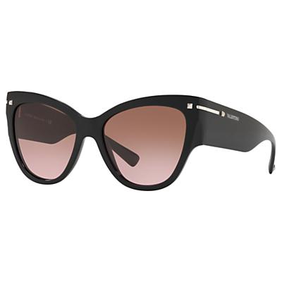 Valentino VA4028 Women's Chunky Cat's Eye Sunglasses