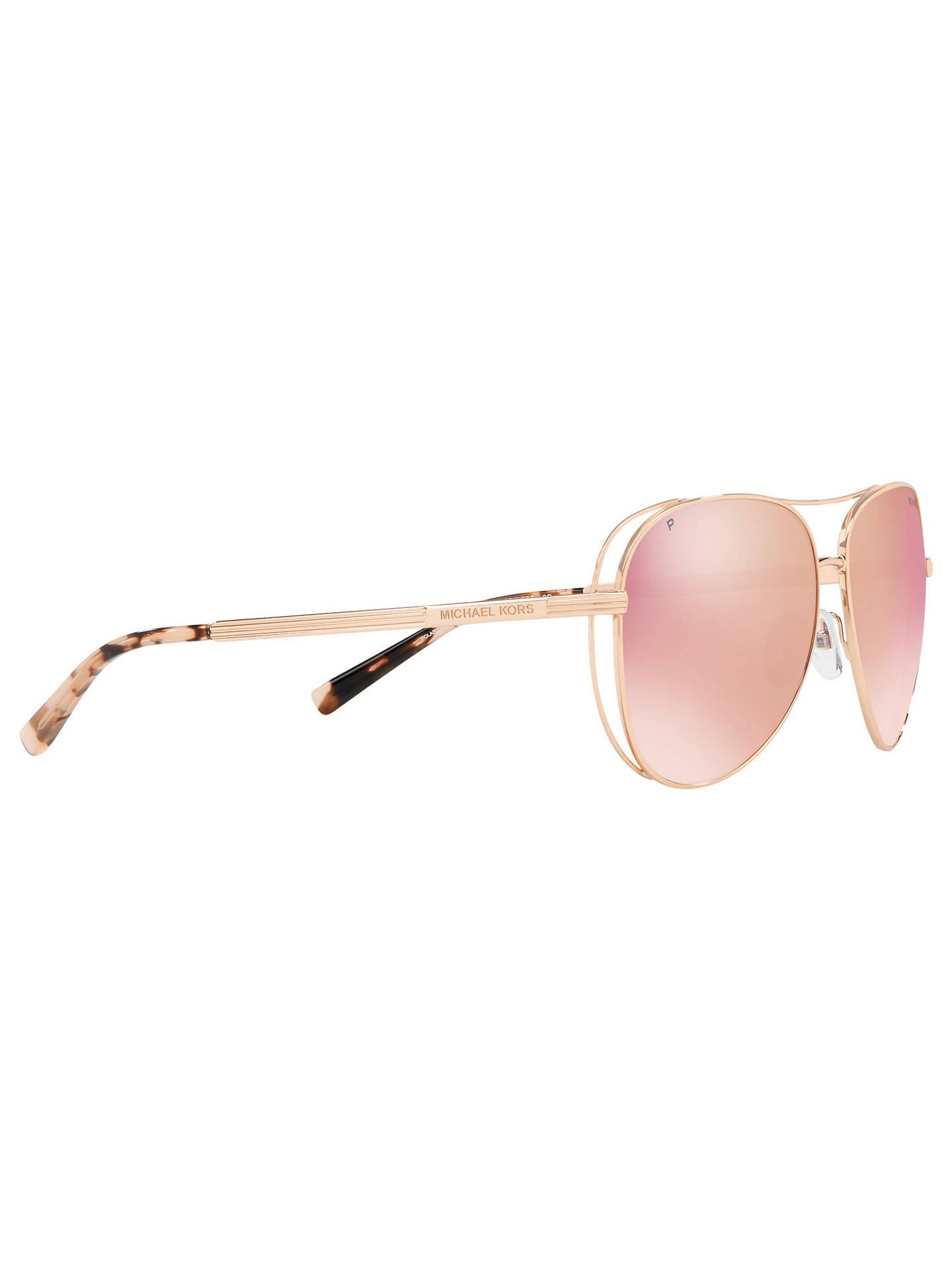584b194873 ... BuyMichael Kors MK1024 Women s Lai Polarised Aviator Sunglasses