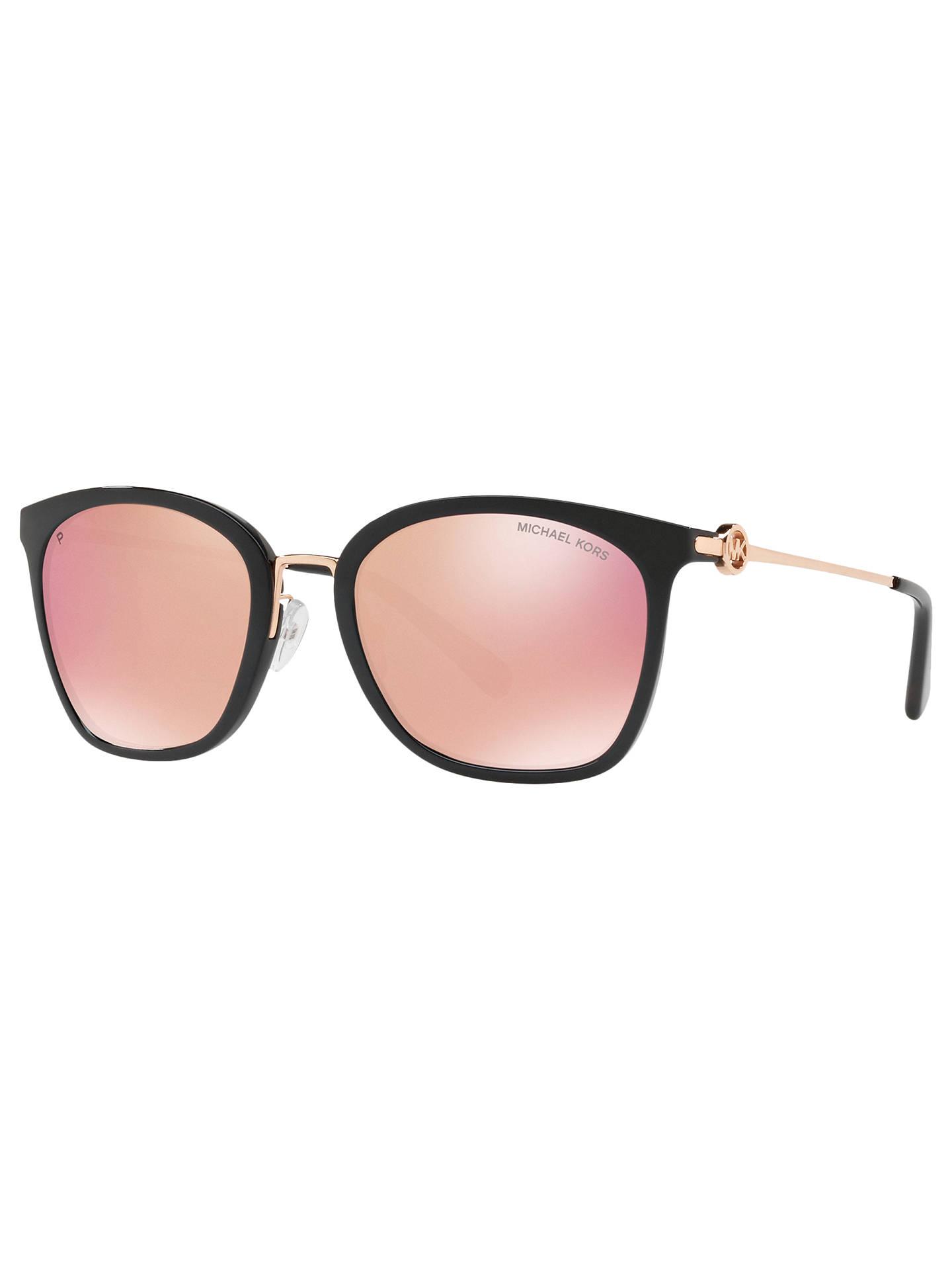 859cd23e2f6 Michael Kors MK2064 Women s Lugano Polarised Square Sunglasses ...